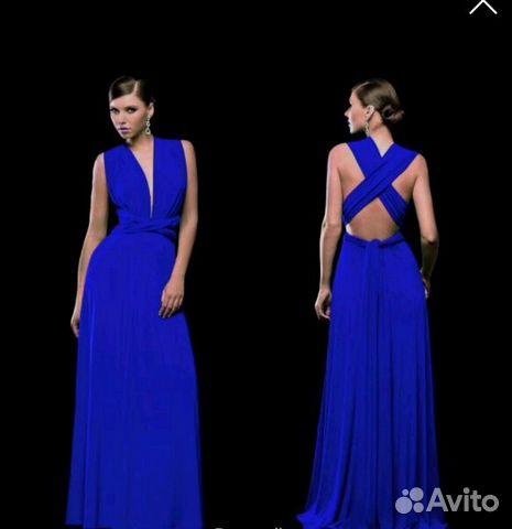 Платье трансформер фото цена