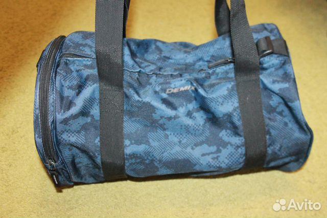 331df583e225 Спортивная Сумка (Demix). сумка-бочонок | Festima.Ru - Мониторинг ...