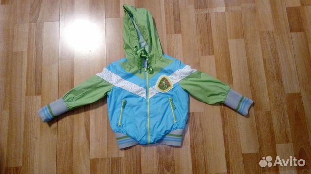 Ветровка orby- для девочки 89133757071 купить 1
