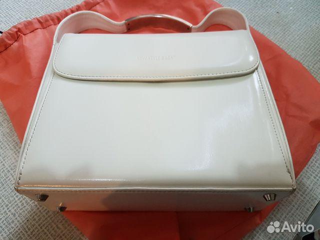 fdcb4c32ac6d Белая сумка летняя купить в Москве на Avito — Объявления на сайте Авито
