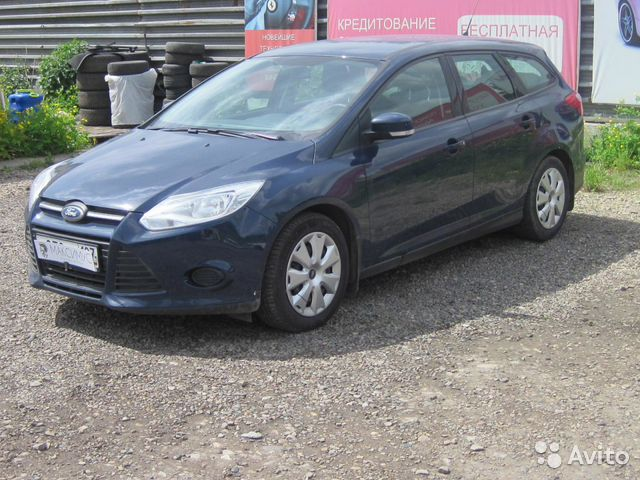 ford focus 1 6 mt #10