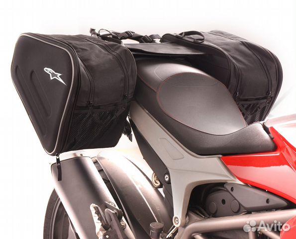 Кофры боковые Alpinestars Side Bags текстильные   Festima.Ru ... a327575243b