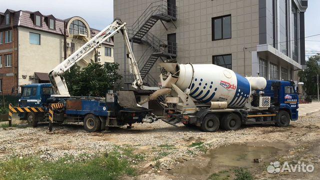 бетон f200