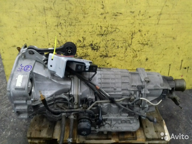 89625003353 Автомат Subaru Forester, SG5, EJ205