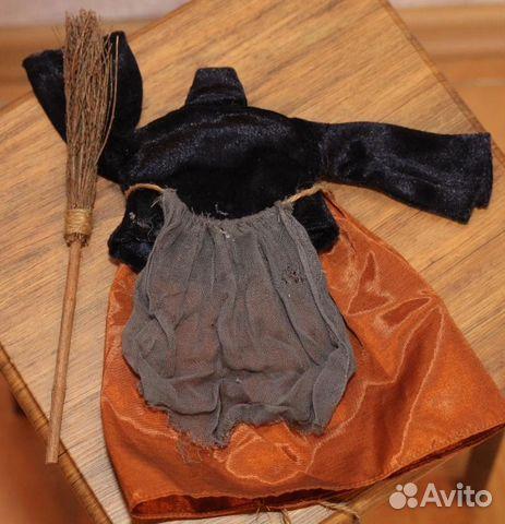 16c497ee74a4 Одежда от куклы Ведьма , Баба Яга   Festima.Ru - Мониторинг объявлений
