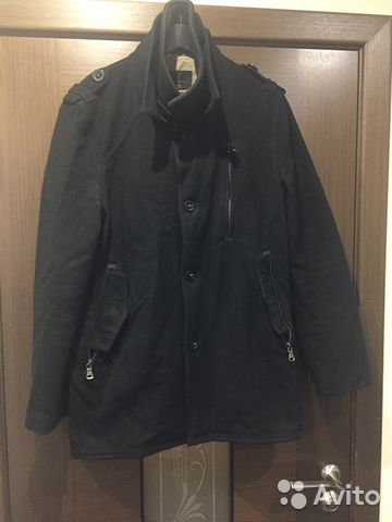 518d07d488ab Пальто Zara (Зара) мужское - Личные вещи, Одежда, обувь, аксессуары -  Москва - Объявления на сайте Авито