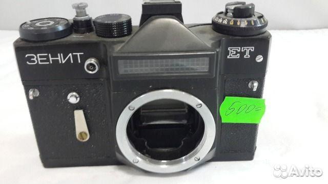 Fotoapparat Zenit Et B U Sssr Kupit V Moskve Bytovaya Elektronika Avito