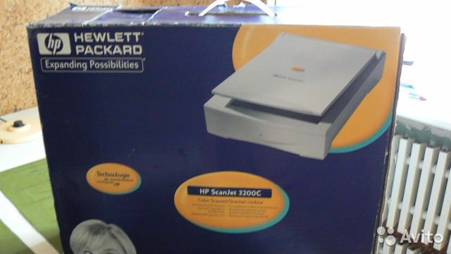HP SCANJET 3200C DRIVER FOR MAC