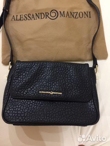 8af26d03c0c5 Женская сумка Alessandro Manzoni   Festima.Ru - Мониторинг объявлений