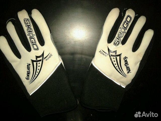 Лыжные перчатки для соревнований 89536859393 купить 1