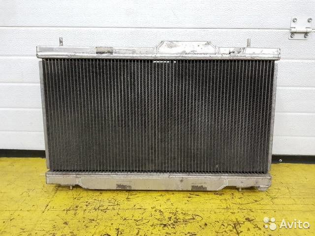 89625003353 Радиатор (алюминий ) Subaru Legacy, EJ20