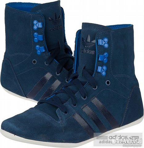 23d43dc3 Высокие кроссовки Adidas Originals / Адидас   Festima.Ru ...