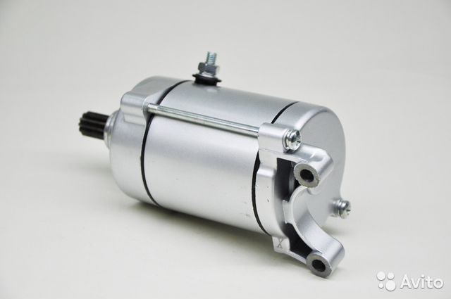 Электростартер 4Т 166FMM (CB,CG200-250) (11T) TTR 89105333080 купить 2
