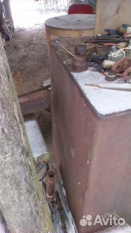Купить б у котел для гаража ворота для металлических гаражей ремонт