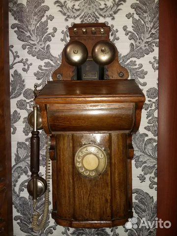Настенный телефонный аппарат завода «Красная Заря» 89314094830 купить 1