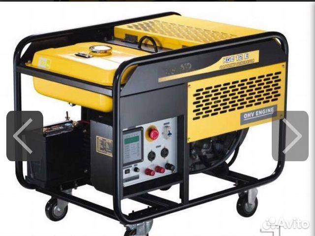Бензиновый генератор kipor kge 12 e схема стабилизатора напряжения 220в на