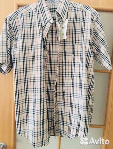 5b473ec3a473 Рубашка Burberry   Festima.Ru - Мониторинг объявлений