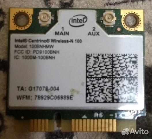 Toshiba Portege Z940-B Intel PROSet/WLAN WiMAX Drivers PC