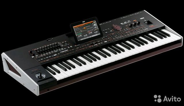 Синтезатор korg pa4x oriental