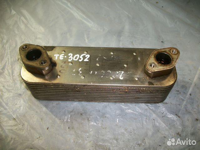 Масляный радиатор теплообменника на ман длина труб от бака к теплообменнику