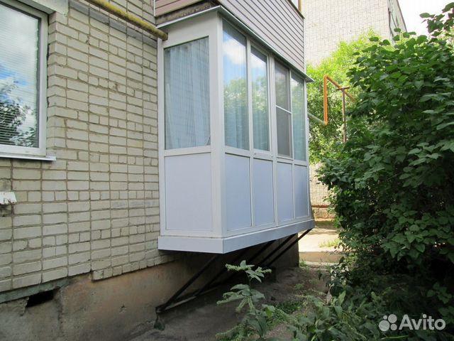 Балкон пвх под ключ
