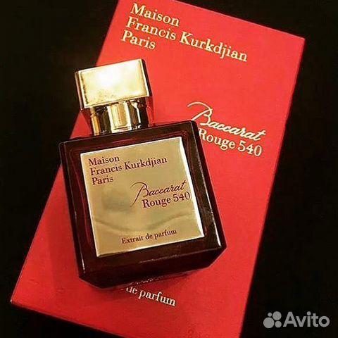 Maison Francis Kurkdjian Baccarat Rouge 540 Extrai купить в