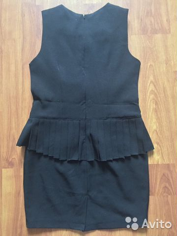 Платье школьное 89646676480 купить 3