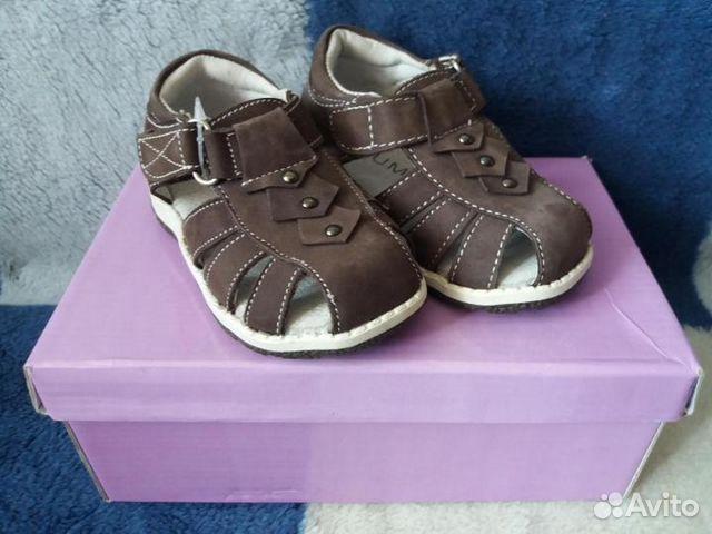80889984a Босоножки детские кожаные (новые) | Festima.Ru - Мониторинг объявлений