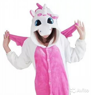 Пижама-кигуруми