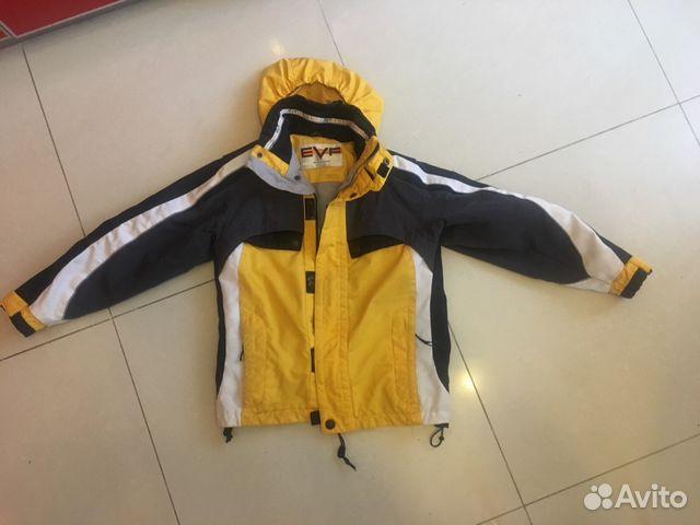 Children s ski jacket 1000