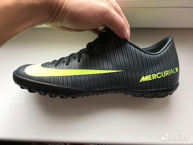 b7cc84a6 Новые футбольные кроссовки Nike Mercurial X CR7 (б | Festima.Ru ...