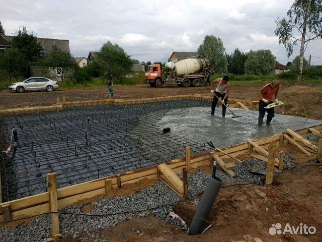 Сиверское бетон бетонная смесь тяжелого бетона подвижная