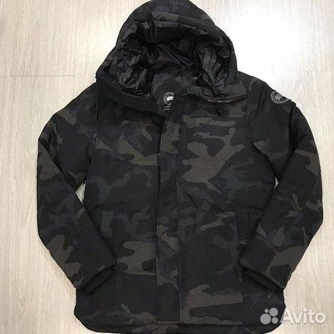 15759531662e Куртка Canada Goose купить в Москве на Avito — Объявления на сайте Авито