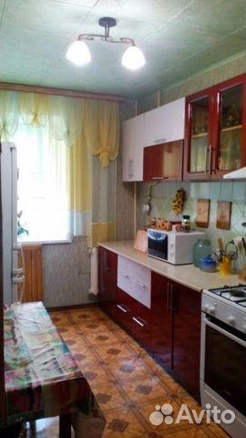 Продается четырехкомнатная квартира за 3 100 000 рублей. ул Хуторская, 9.