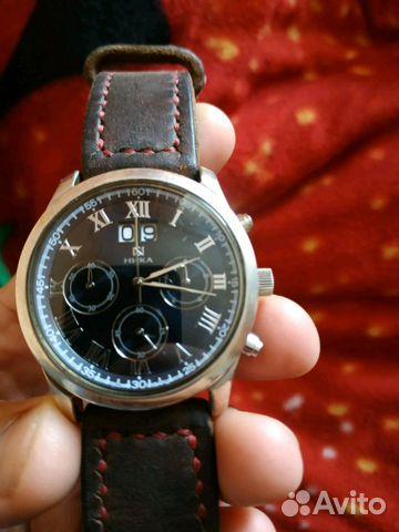 38f59f603c04 Серебряные часы с браслетом из природных танзанито   Festima.Ru ...