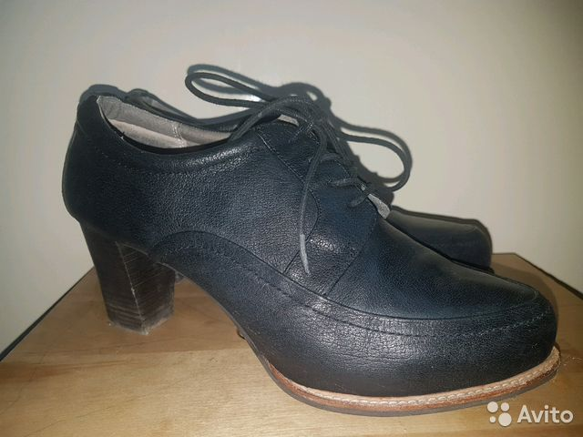 728c8a8a6 Ботинки женские осенние Rockport р.40 купить в Москве на Avito ...
