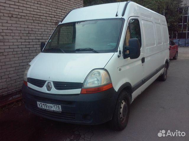 Renault Master, 2008 89818373659 купить 1