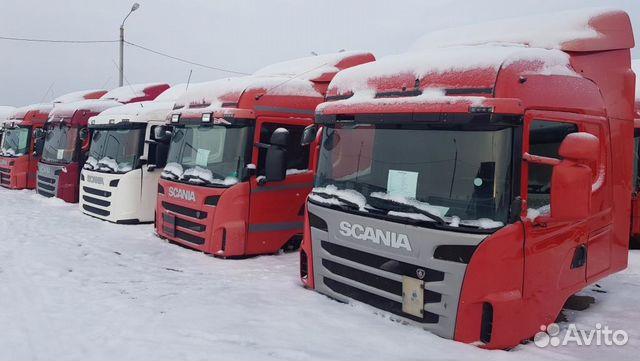 88005509638 Комплект кабин Scania CP/CG/CR