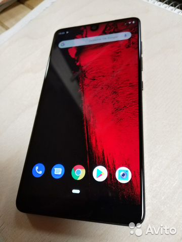 Телефон смартфон Essential Phone PH-1 128g