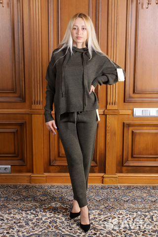 4b455d544c5 Спортивный трикотажный костюм купить в Москве на Avito — Объявления ...