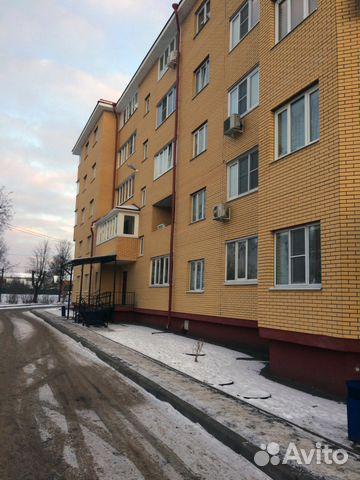 Продается однокомнатная квартира за 2 100 000 рублей. Егорьевск, Московская область, Советская улица, 4В.