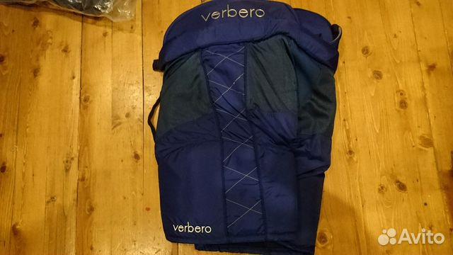 89036020550 Хоккейные трусы Verbero, p. L, т.син, нов