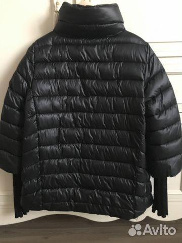61ac7ff35433 Новая куртка Max Mara Италия оригинал