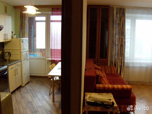 Продается однокомнатная квартира за 7 700 000 рублей. Москва, улица Пырьева, 20.
