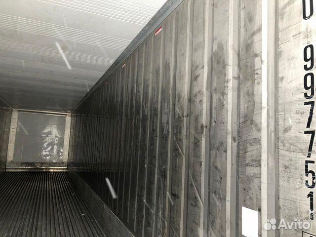 Рефконтейнер 40 футов tghu 9977511 купить 8