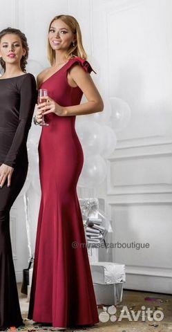 c7b6c679d51 Роскошное вечернее платье mirasezar