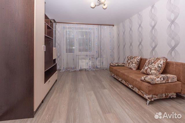 Продается однокомнатная квартира за 2 050 000 рублей. Олимпийская, 15.