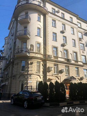 Продается пятикомнатная квартира за 45 500 000 рублей. Москва, Цветной бульвар, Цветной бул., 22-4.