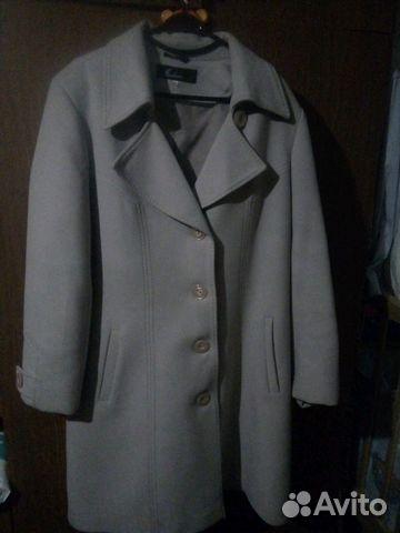 Пальто жен.Размер 54 в хорошем состоянии 89026320232 купить 1