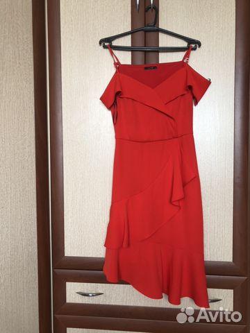 Красное платье  89276883746 купить 1